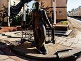Памятник Леониду Собинову