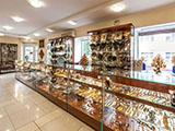 Alexamber, магазин изделий из янтаря