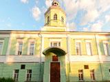 Здание канцелярии Колывано-Воскресенского завода