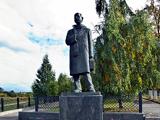 Памятник Н. М. Рубцову