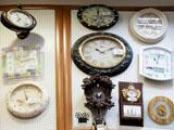Хронос, салон часов