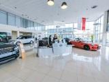 Land Rover / Jaguar, автосалон