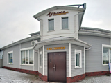 Азалия, гостиница