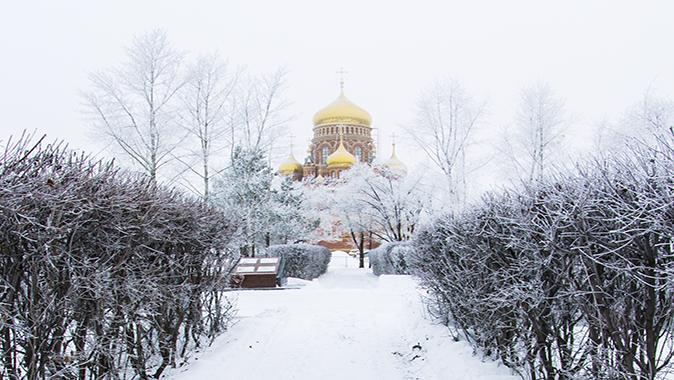 Панорама им. Марии Мельниковой