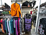 Барбарис, магазин одежды