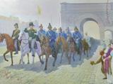 Национальный музей РБ, зал 103. Война 1812