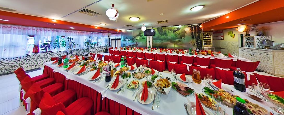 Банкетный зал Красный угол в Краснодаре