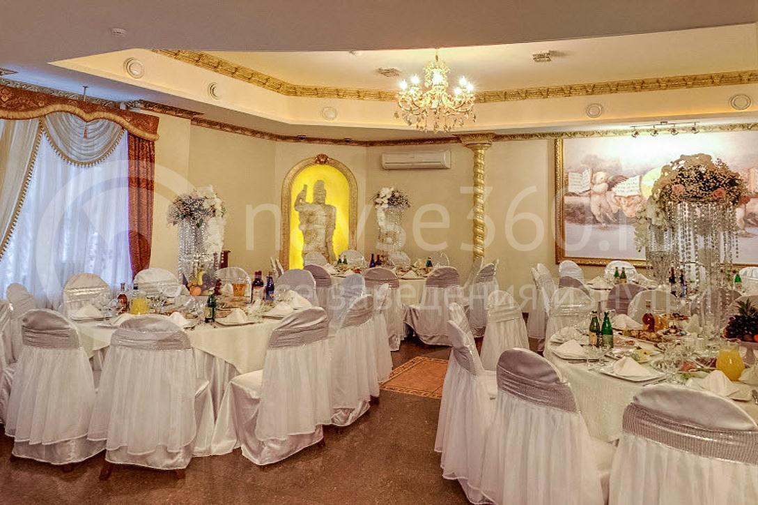 Банкетный зал Сенат, Краснодар, сервировка