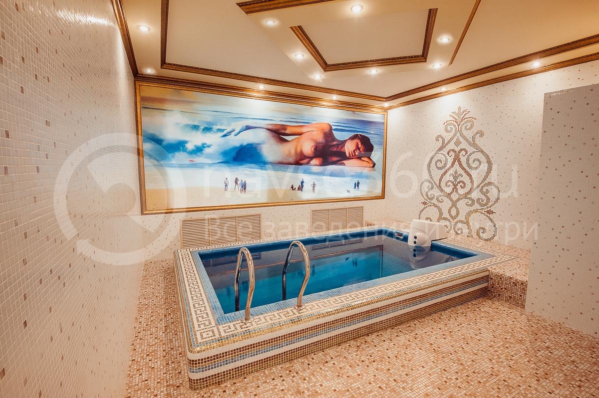 Резидент отель, хамам, 1
