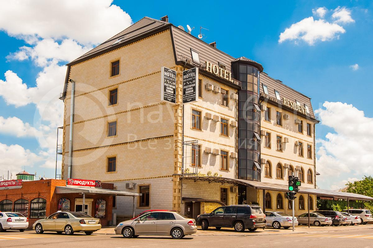 Гостиница Резидент, Краснодар
