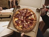 Tim's pizza, ресторан доставки пиццы