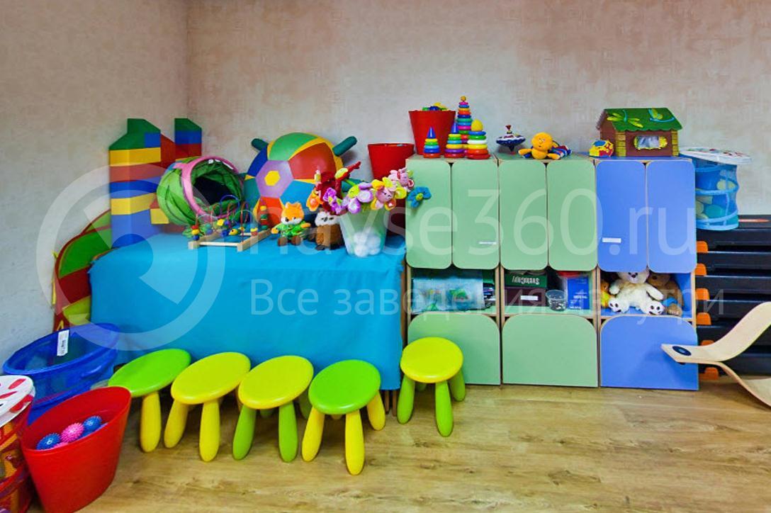 Центр семьи и детства Солнышко мое, Краснодар, кабинет для развивающих занятий 3
