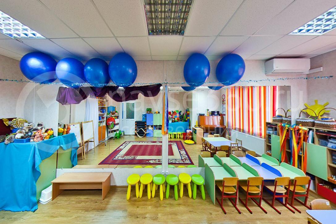 Центр семьи и детства Солнышко мое, Краснодар, кабинет для развивающих занятий 1