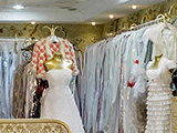 Amore Mio, сеть салонов свадебной и вечерней моды