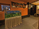 Блиндаж, ресторан