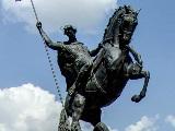 Георгию Победоносцу, памятник