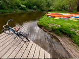 Вело-байдарочный маршрут