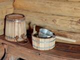 Русские дровяные бани