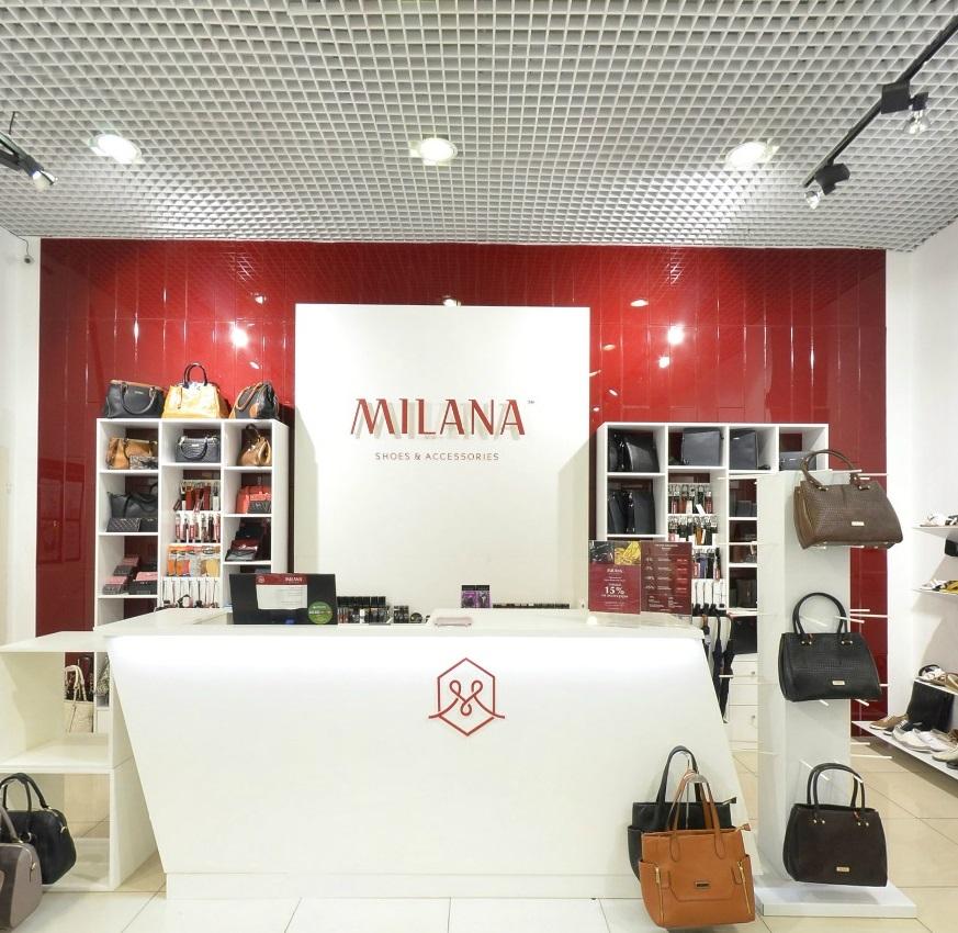Milana, магазин одежды