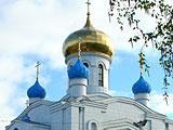 Храм святых новомучеников Российских