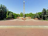 Памяти павших в годы Великой Отечественной войны, мемориальный комплекс