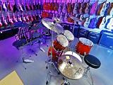 Свет и музыка, музыкальный магазин