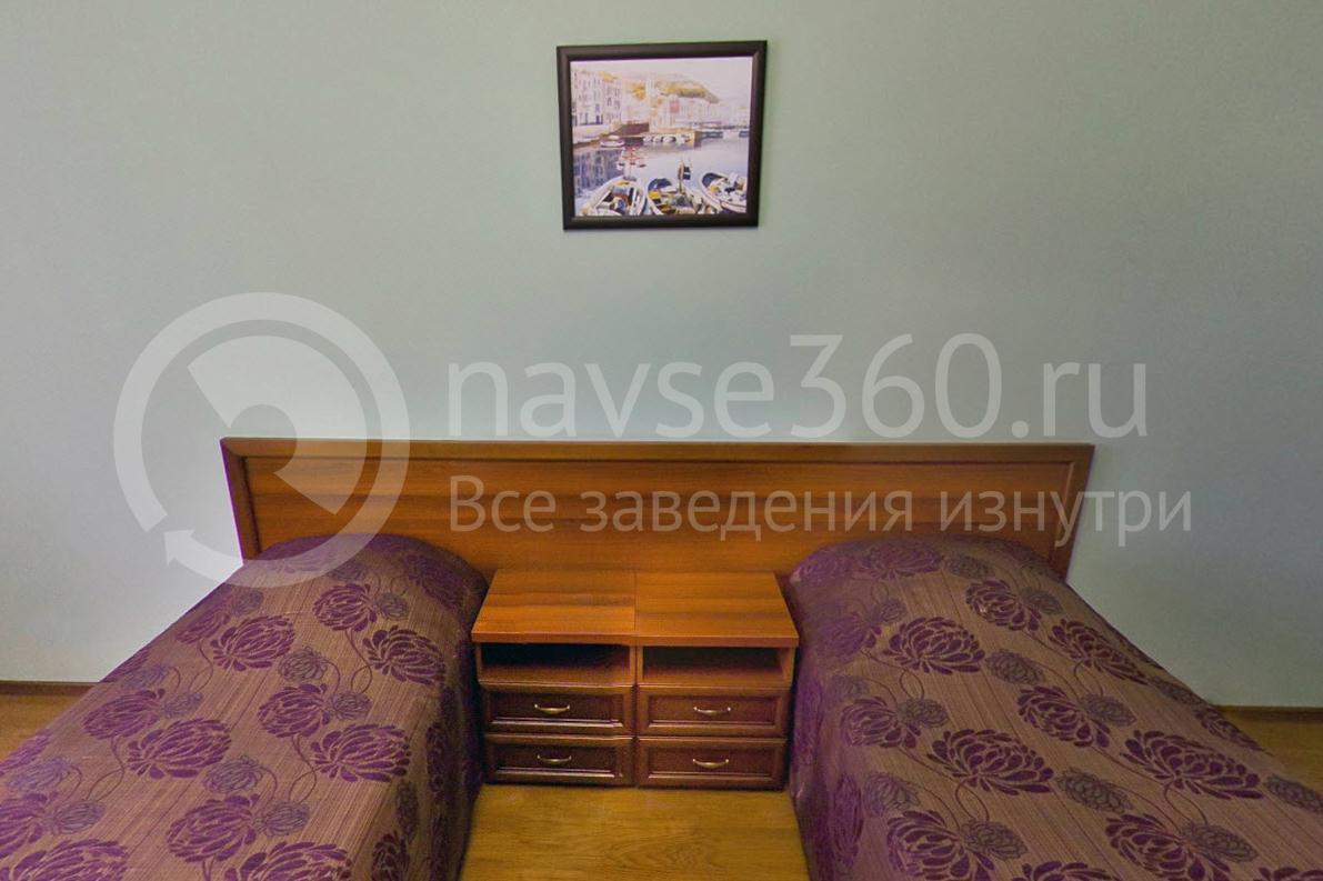Гостиница Мальдини, Краснодар, стандарт твин