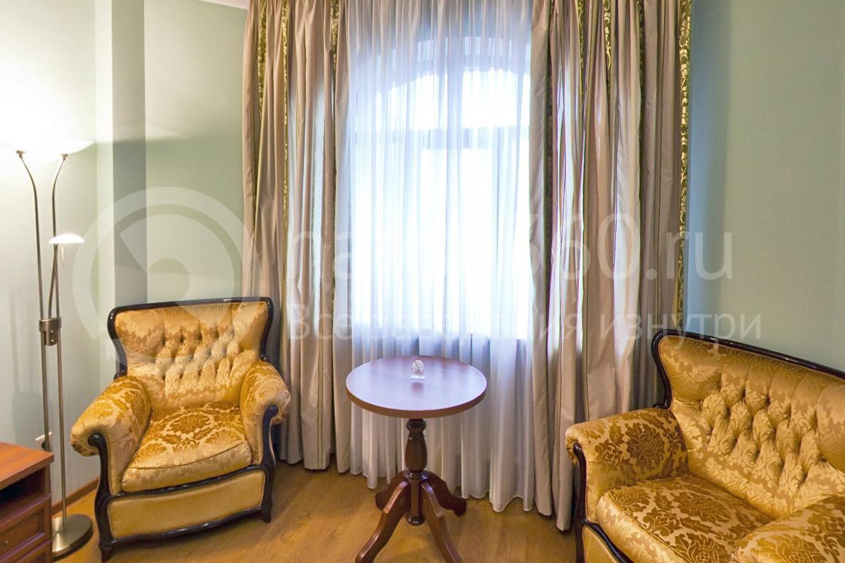 Гостиница Мальдини, Краснодар, люкс