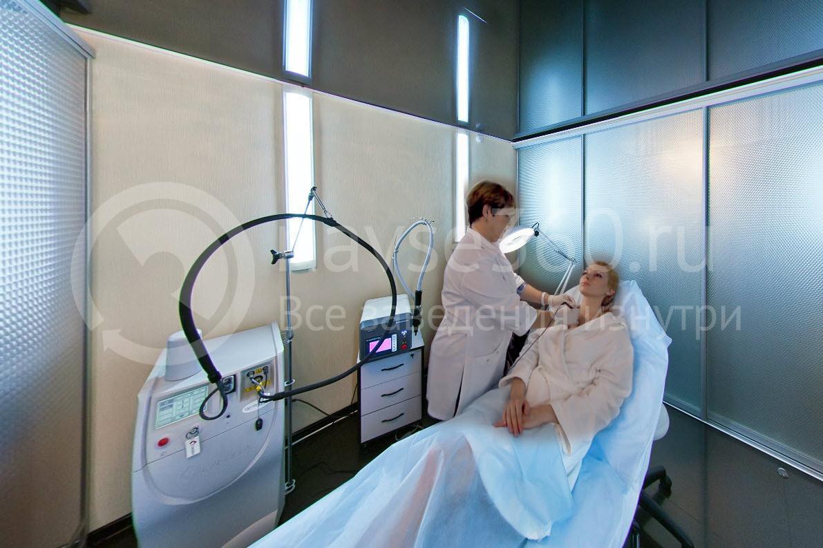 Лазер плюс, косметологическая клиника, Краснодар, шлифовка