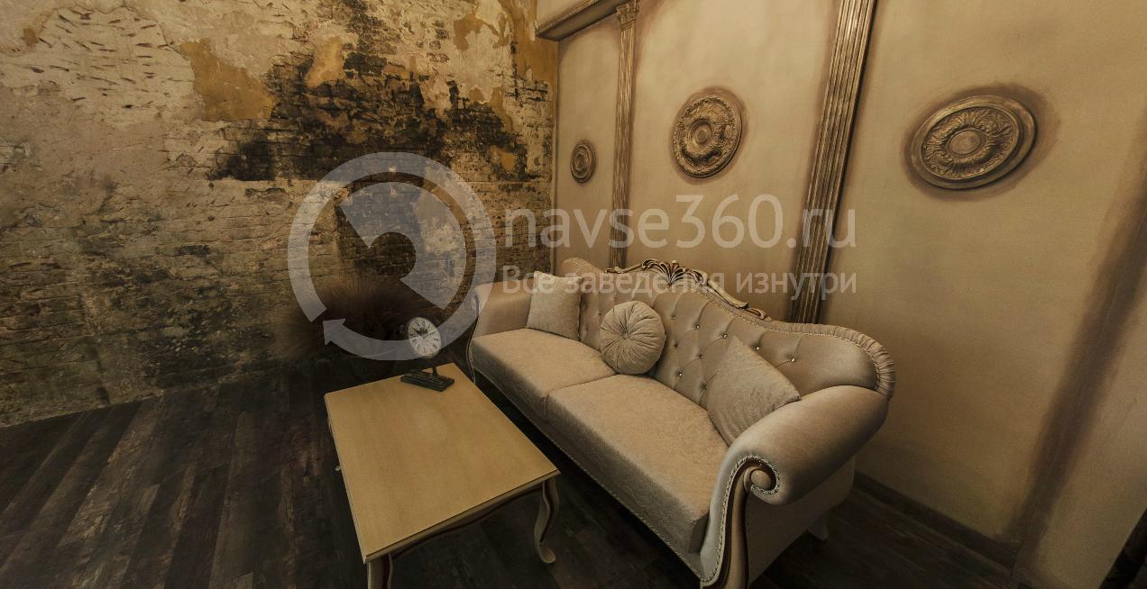 Loft Stalinka Light Room