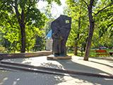 Памятник К.Д. Воробьёву