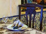 Хайам, ресторан персидской кухни