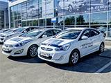 Hyundai, автоцентр
