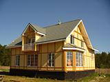 Cтроительство каркасных домов по канадской технологии