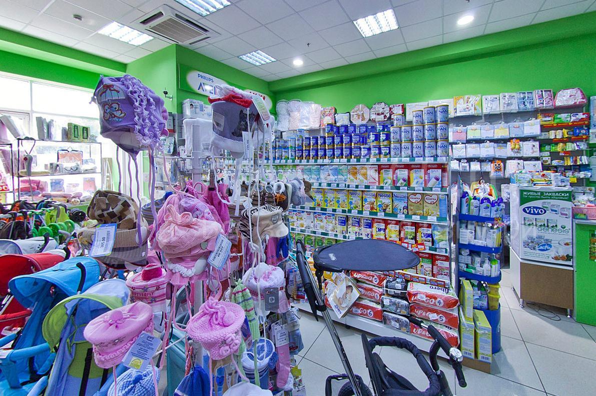 Баю-бай, магазин детских товаров, Атарбекова  Краснодар