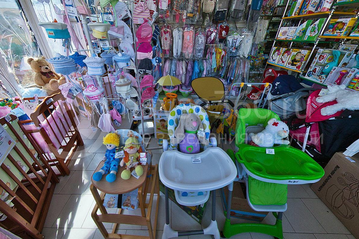 Баю-бай, магазин детских товаров, Ставропольская 102 Краснодар