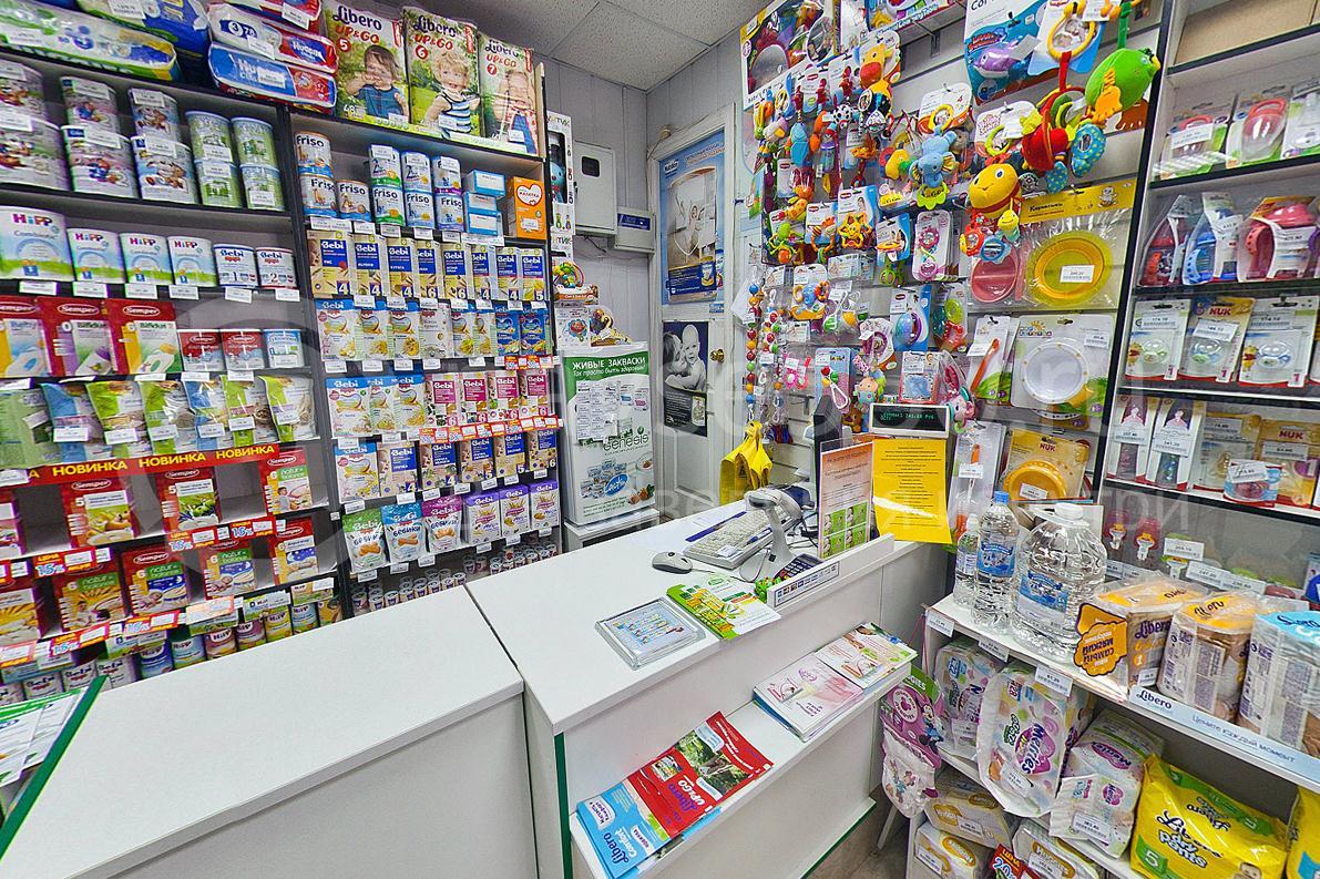 Магазин детских товаров Баю-бай, ФМР Тургенева, Краснодар