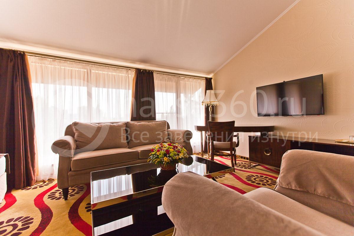 Park Hotel гостиница в Краснодаре