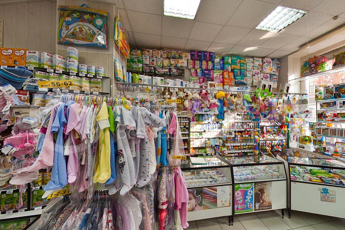 Баю-бай, магазин детских товаров, на Красной. Краснодар