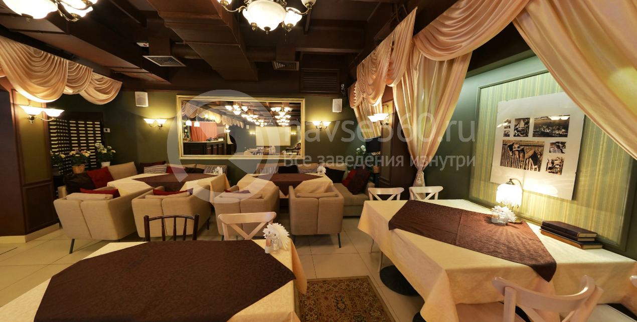 Ресторан Сталинская дача холл