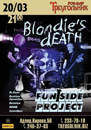 Blondie's Death