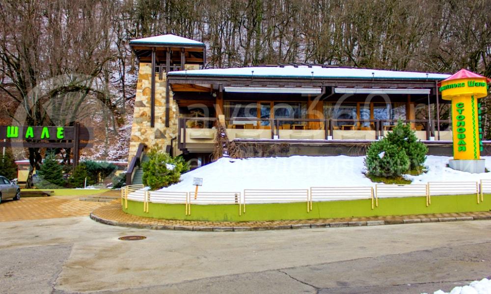 Гостевой дом в Сочи Красная поляна Шале