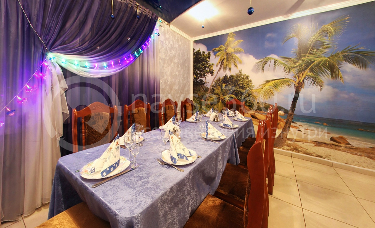 VIP зал в кафе Романтика