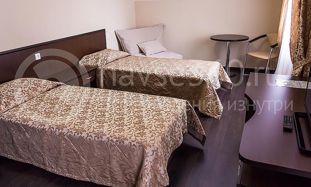 Отель 3 звезды в Сочи, grace project Красная поляна