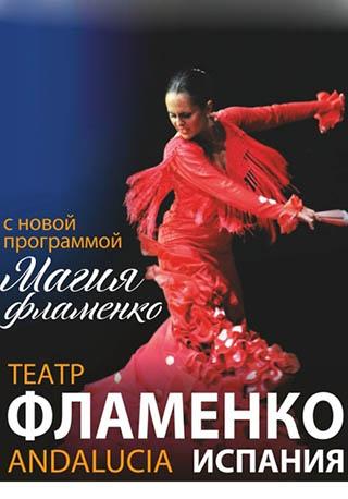 МАГИЯ ФЛАМЕНКО, Театр Andalucia