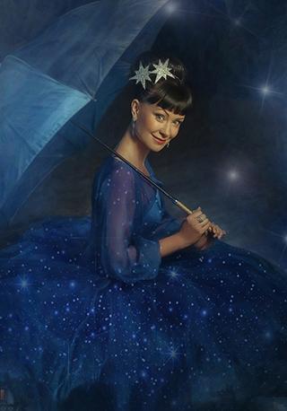 Леди Совершенство, волшебный музыкальный спектакль