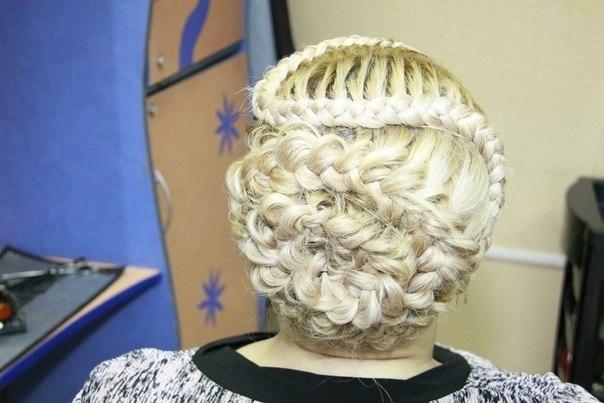 французкие косы