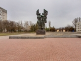 Памятник советско-болгарской дружбе