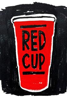 Вечеринка Red Cup