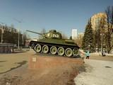 Мемориал Добровольческому Танковому корпусу